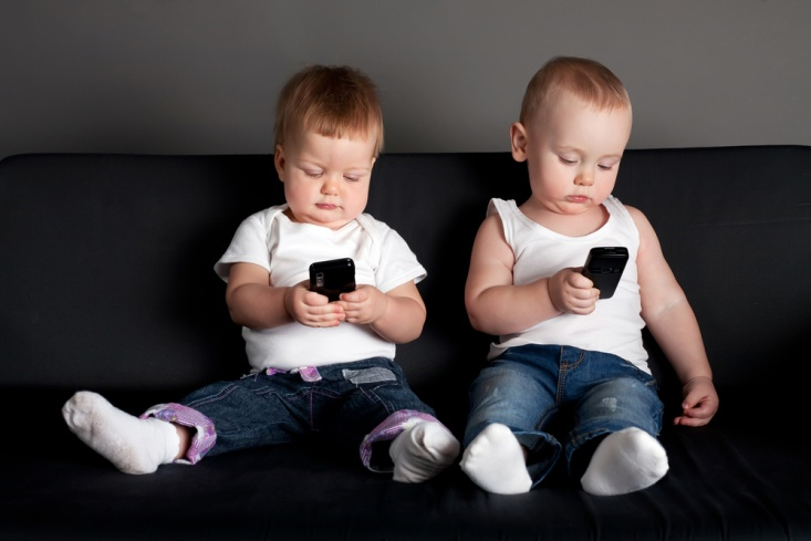 Mobile with Kids