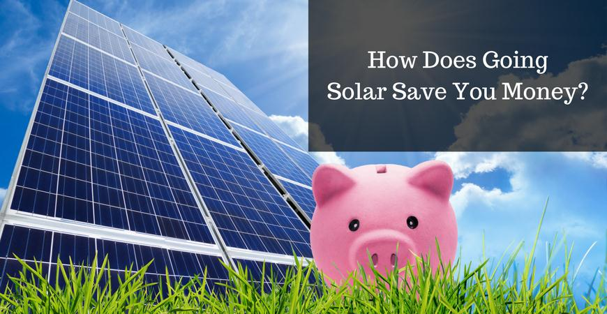 Save Money Through Solar Energy