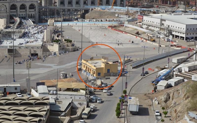 Mecca Pilgrimage-Islamic
