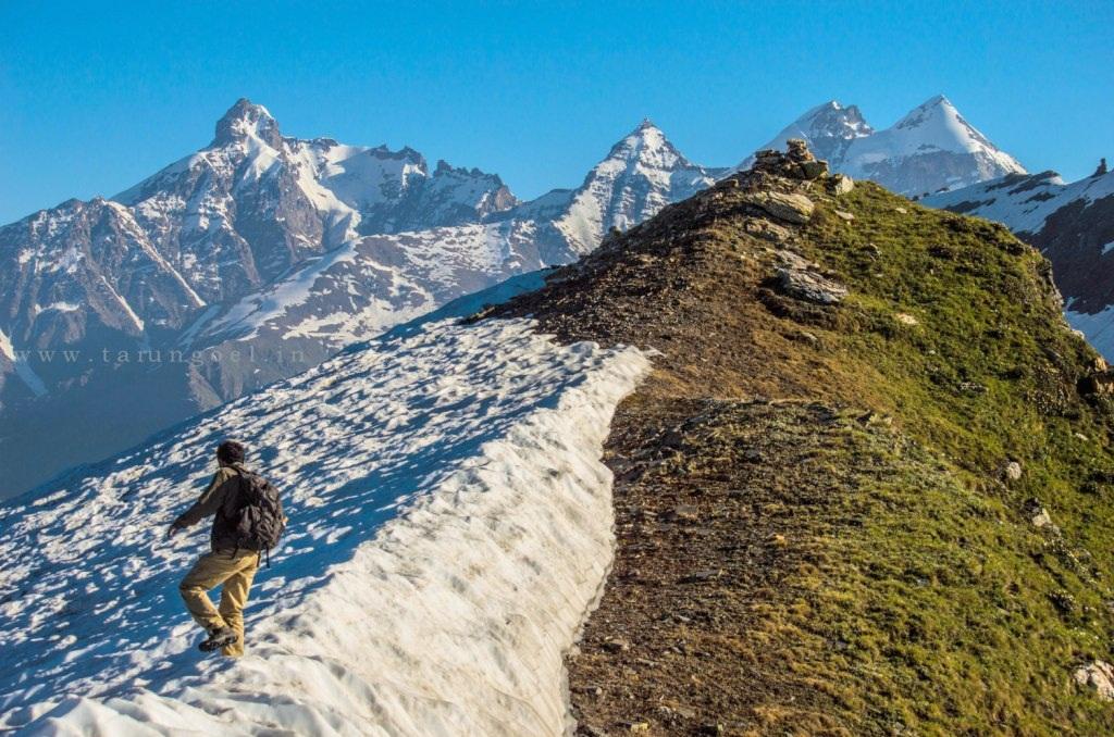 Bhadal Glacier