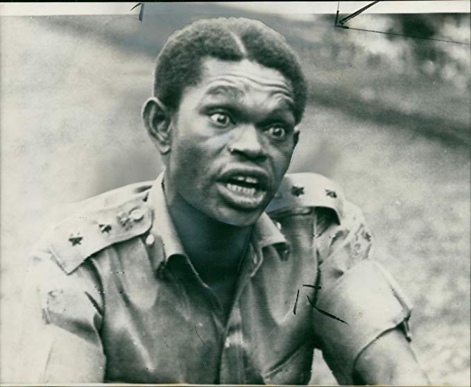 Benjamin Adekunle - Freedom Fighters of Nigeria