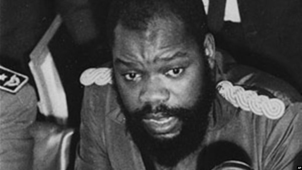 C. Odumegwu Ojukwu - Freedom Fighters of Nigeria