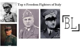 List of Italian Freedom Fighters: Superheroes of Italy with Pictures