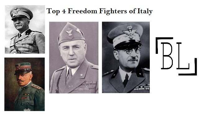 Freedom Fighters of Italy