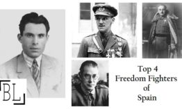 List of Spanish Freedom Fighters: Top 4 Freedom Fighters of Spain