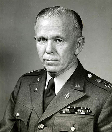 George Marshall Jr. - Freedom Fighters of USA