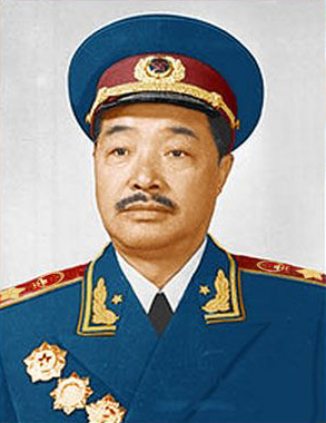 He Long - Freedom Fighters of China
