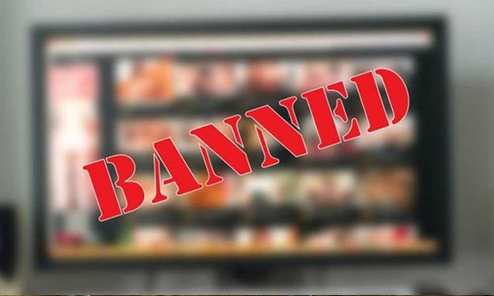 Indian Government Has Banned Porn Sites