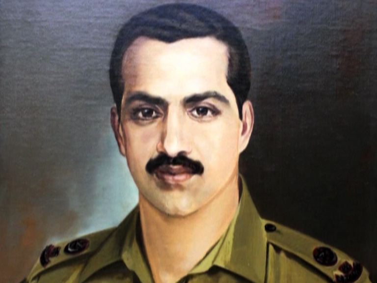 Shaheed Rana Shabbir Sharif - Freedom Fighters of Pakistan