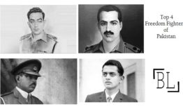 Top 4 Greatest Freedom Fighters of Pakistan