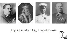 Top 4 Freedom Fighters of Russia: Russian Freedom Fighters
