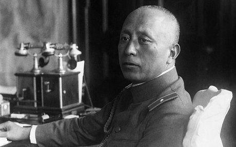 Yoshijiro Umezu - Freedom Fighters of Japan