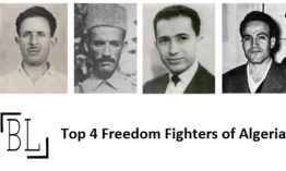 List of Algerian Freedom Fighters | Top Leaders of Algeria