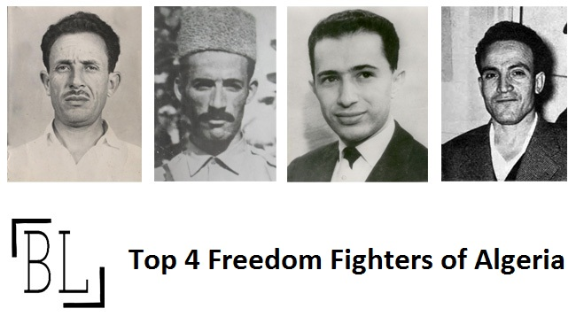 Freedom Fighters of Algeria