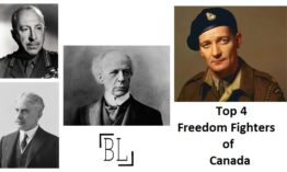 Freedom Fighters of Canada: Top Canadian Leaders