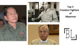 List of Freedom Fighters of Myanmar (Burma): Burmese Freedom Fighters