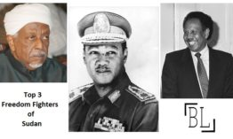 List of Sudanese Freedom Fighters | Leaders of Sudan