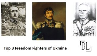 Top 3 Freedom Fighters of Ukrain | Ukrainian Superheroes who Died for Nation