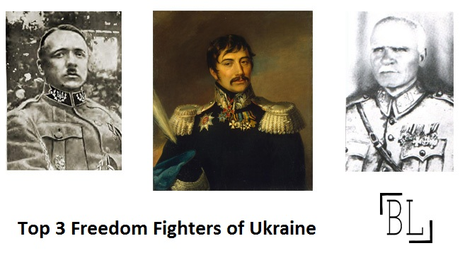 Freedom Fighters of Ukraine