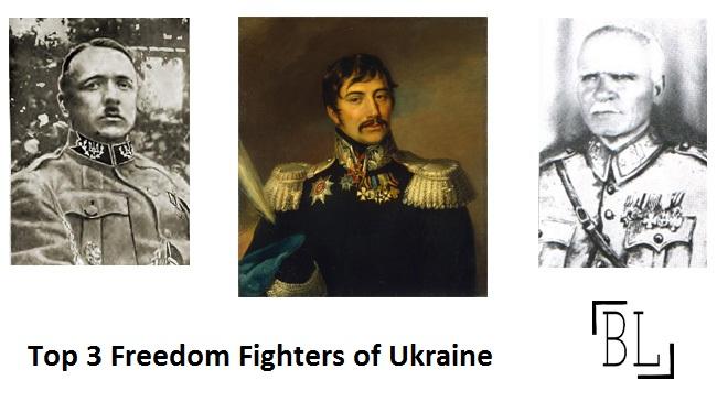 Freedom Fighters of Ukraine