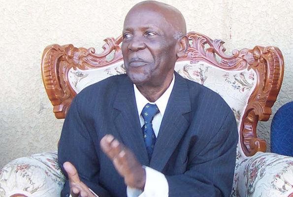 Godfrey Binaisa