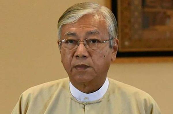 Kyaw Htin
