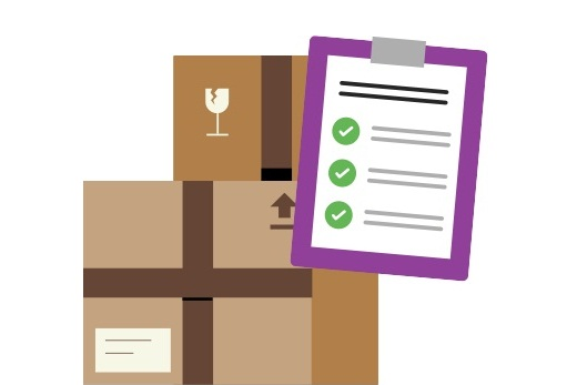 International Removals Checklist