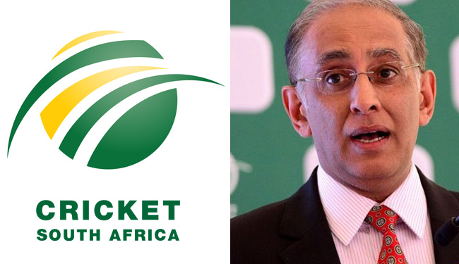 CSA - Haroon Lorgat - Cricket Board Name with Chairman