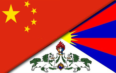China & Tibet - Enemy Countries with Each Other