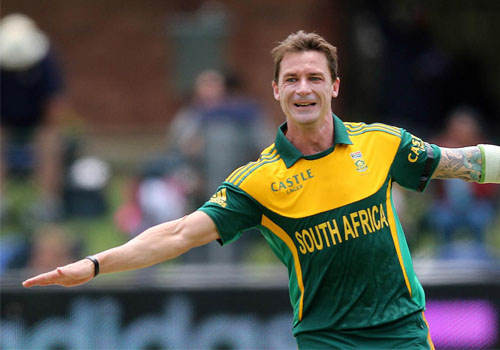 Dale Steyn - Top 10 Male Cricketers of The World