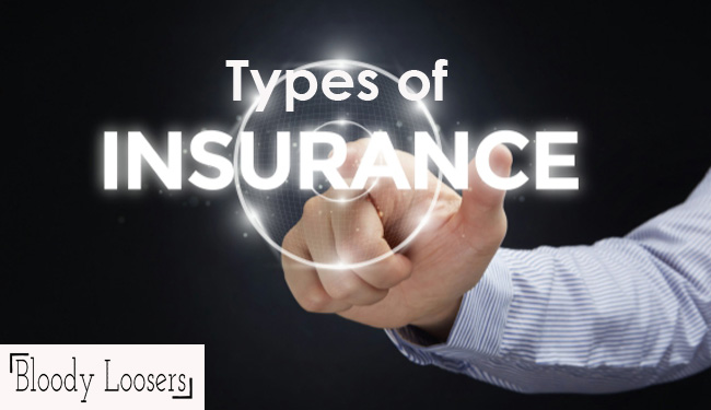 Different Types of Insurance in UK