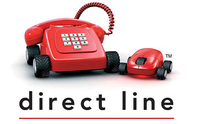 Direct Line - Young Driver - Best Learner Driver Insurance Companies in UK