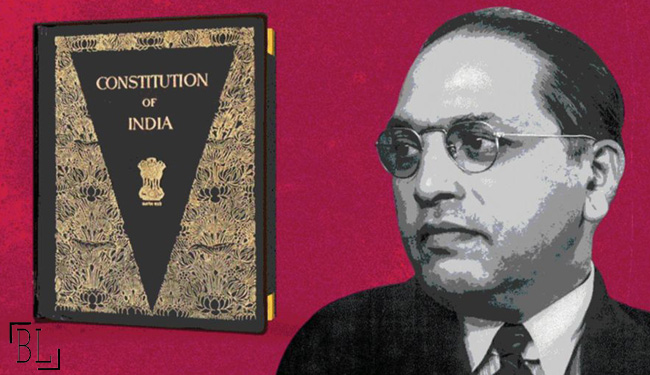 Dr Br Ambedkar Wrote the Constitution of India