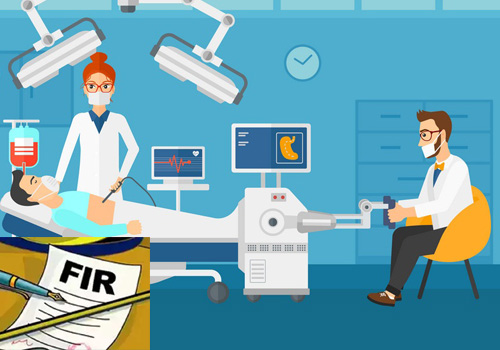 File a Fir Against the Doctor Who Has Done Wrong Operation - How Can You Sue A Doctor for Wrong Diagnosis