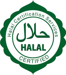 Halal Certificate Logo
