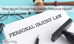 How Much Should You Sue for Personal Injury?