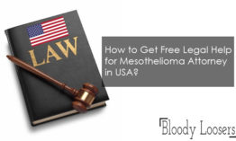 How to Get Free Legal Help for Mesothelioma Attorney in USA?