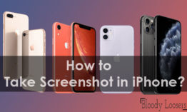 How to Take Screenshot in iPhone?