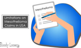 Limitations on Mesothelioma Claims in USA