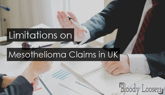 Limitations on Mesothelioma Claims in UK