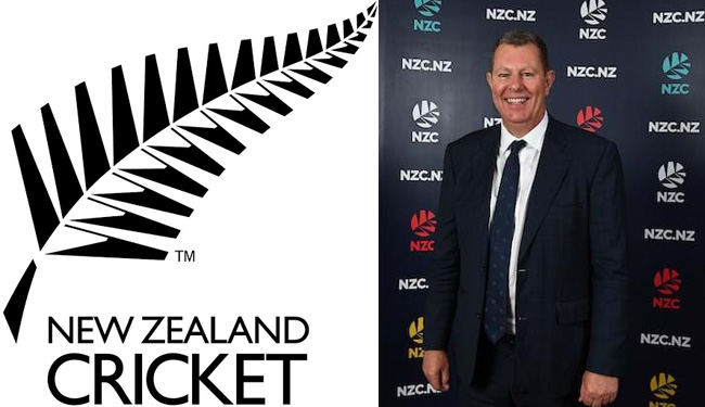 NZC - Greg Barclay - Cricket Board Name with Chairman