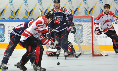 Roller Hockey (Inline) - Types of Hockey Game