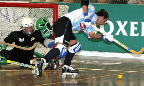 Roller Hockey (Quad) - Types of Hockey Game