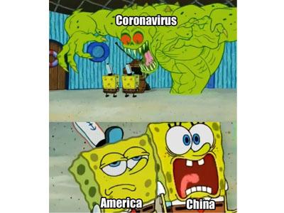 SpongeBob - Funny Viral Meme