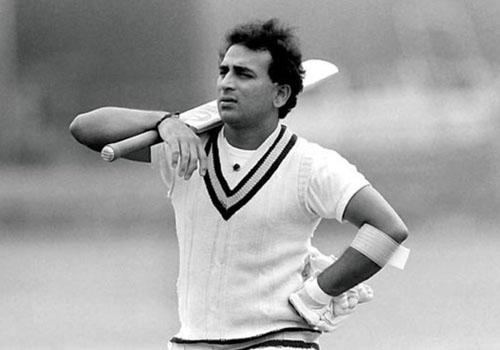 Sunil Gavaskar - Top 10 Male Cricketers of The World