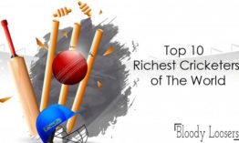 Top 10 Richest Cricketers of The World