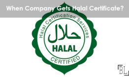 When Company Gets Halal Certificate?