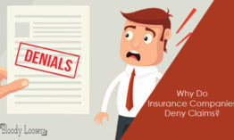 Why Do Insurance Companies Deny Claims?