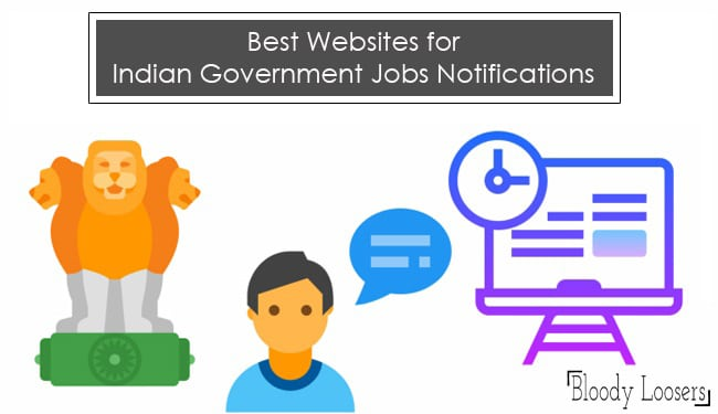 Best Websites for Indian Government Jobs Notifications