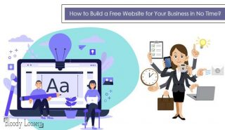 How to Build a Free Website for Your Business in No Time